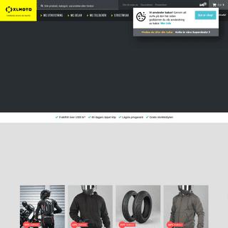Utrustning, delar och tillbehör till din MC - XLmoto.se