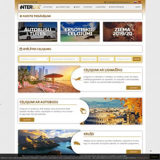Ceļojumu kompānija Interlux Travel