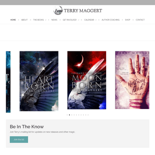 - The Official Website of Terry Maggert
