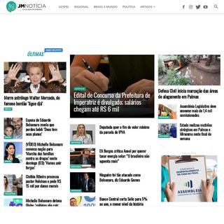 JM Notícia - Notícias gospel, música cristã, vídeos e assuntos políticos