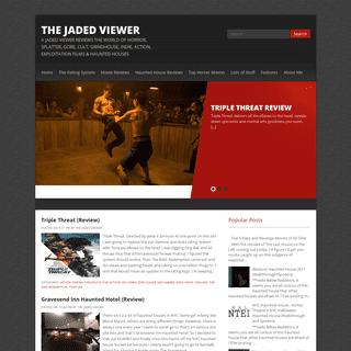 ArchiveBay.com - jadedviewer.blogspot.com - the jaded viewer