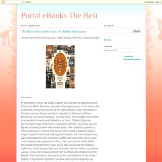Portal eBooks The Best