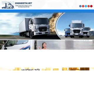 Giá bán xe tải - Báo Giá Xe Tải Tốt Nhất Thị Trường