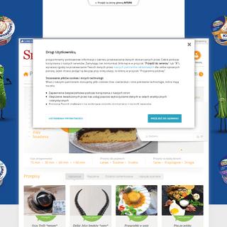 Smaker.pl – Przepisy kulinarne, gotowanie, dieta