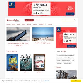 ArchiveBay.com - databazeknih.cz - Knihy - Databáze knih