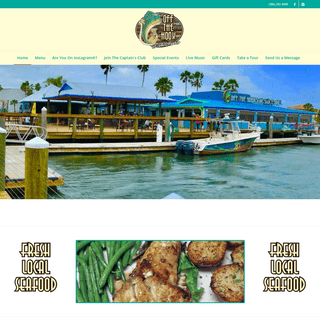 Off The Hook at Inlet Harbor – Fresh. Local. Seafood.