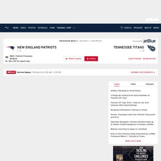 ArchiveBay.com - patriots.com - Official website of the New England Patriots