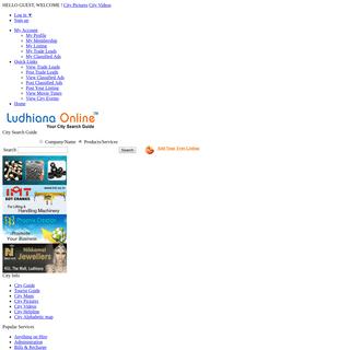 LudhianaOnline.com - Ludhaina's No.1 Business Directory and search engine, ludhiana city, ludhiana district, ludhiana online, lu