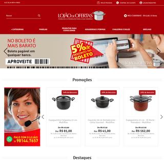 ArchiveBay.com - lojaodeofertas.com.br - Lojão de Ofertas