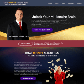 Total Money Magnetism - Just another WordPress site