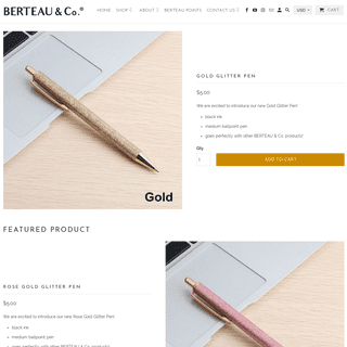 BERTEAU & Co. - Teacher Planners and Stationery