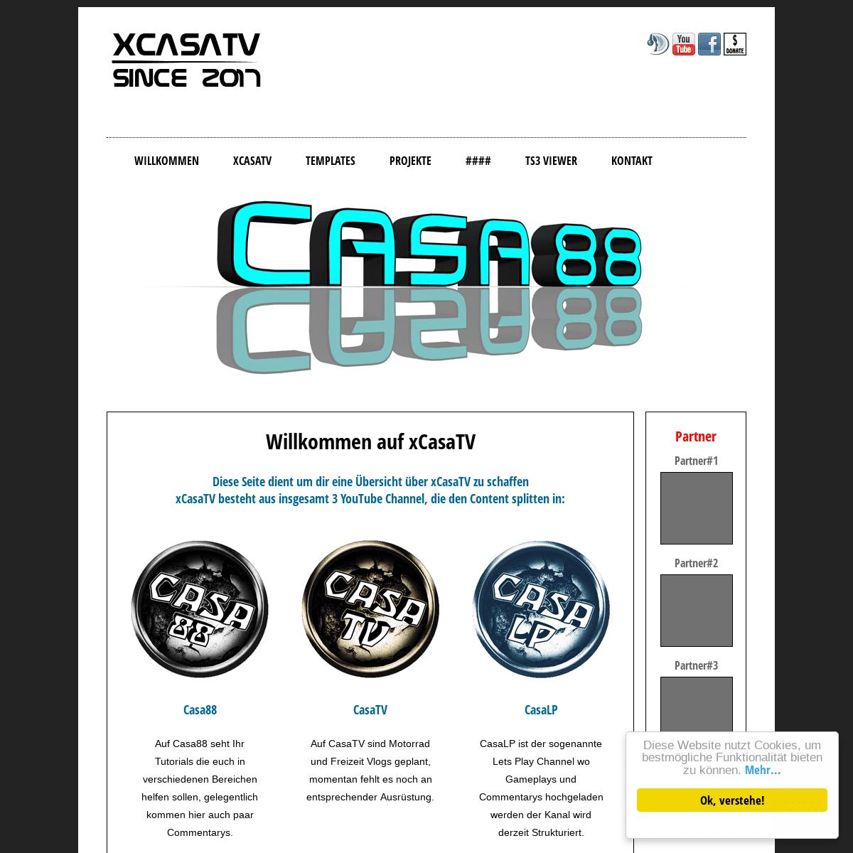 ArchiveBay.com - xcasatv.de - xCasaTV Index