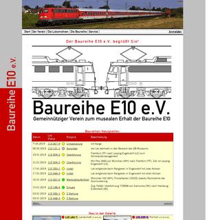 Baureihe E10 e.V. »