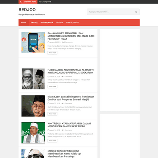 A complete backup of bedjoo.blogspot.com