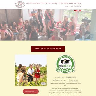 Niagara Wine Tour Guides - Winery Tours in Niagara on the Lake - Wine Country Niagara Tour
