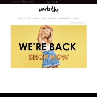 ArchiveBay.com - shopmarkethq.com - Welcome to Market HQ - The hottest fashion trends all in one location! – MARKET HQ