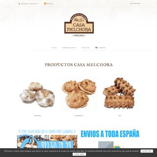 Casa Melchora - Tienda online de Casa Melchora