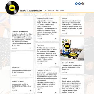 ArchiveBay.com - osomdovinil.org - O Som do Vinil - A história da música brasileira por quem a fez
