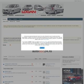ArchiveBay.com - loganclub.ro - Home - Dacia Logan Forum