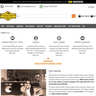 Ricambi Vespa, Elaborazioni e Accessori - Officina Tonazzo