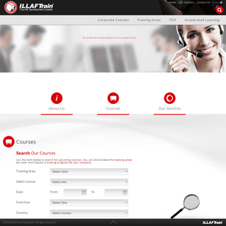 ILLAFTrain – Training Courses, Train of Trainers, Accelerated Learning, In House Training