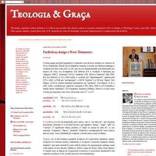 Teologia & Graça