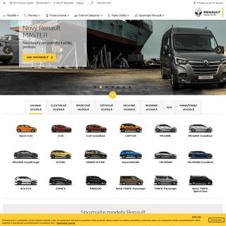Renault Slovensko - Nové, jazdené, úžitkové vozidlá