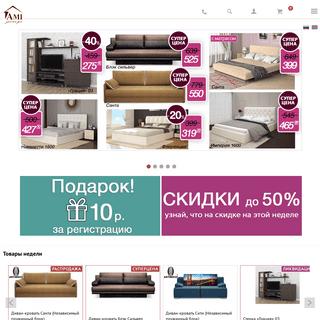 Интернет-магазин мебели и товаров для дома Amihome.by
