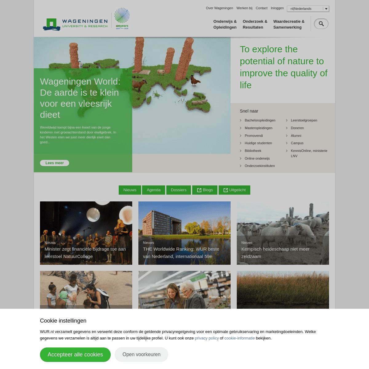 ArchiveBay.com - wur.nl - WUR