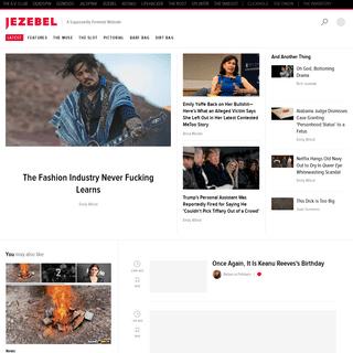 ArchiveBay.com - jezebel.com - Jezebel - A Supposedly Feminist Website