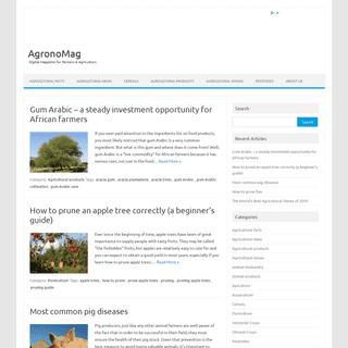 ArchiveBay.com - agronomag.com - AgronoMag - Digital Magazine for Farmers & Agricultors