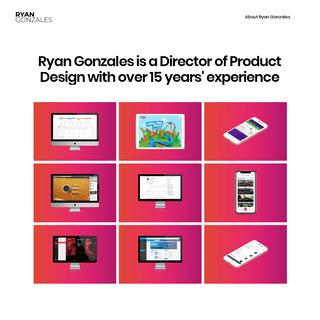 Ryan Gonzales - VP-Director of Design in Los Angeles - Ryan Gonzales is a VP-Director of Design in Los Angeles