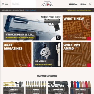 ArchiveBay.com - aimsurplus.com - AimSurplus, Llc.