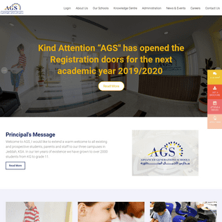 AGS - Advanced Generations International Schools