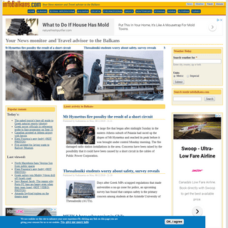 ArchiveBay.com - infobalkans.com - infoBalkans.com - Your News monitor and Travel advisor to the Balkans