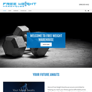 Free Weight Warehouse - Free Weights, Fitness Accessories