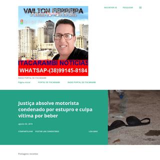 VAILTON FERREIRA NOTÍCIAS