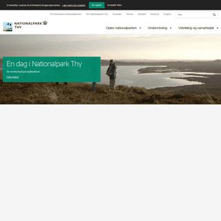 ArchiveBay.com - nationalparkthy.dk - Forside