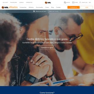 ArchiveBay.com - afiliados.uol.com.br - UOL Afiliados - Publique anúncios e ganhe dinheiro com seu site