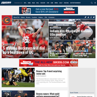 Factory of Sadness - A Cleveland Sports Site - Cleveland Browns, Indians, Cavaliers & More
