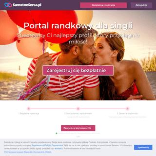 Samotne Serca - portal dla singli