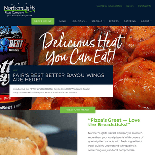 Pizza Delivery Des Moines & KC - NorthernLights Pizza
