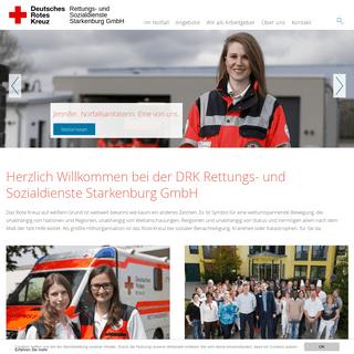 Startseite - DRK Rettungs- und Sozialdienste Starkenburg