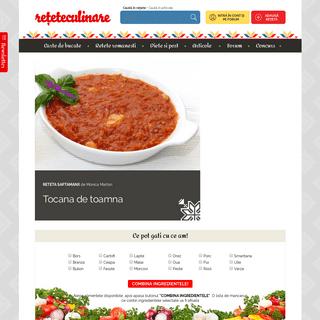 Retete culinare in imagini si diete