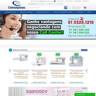 ArchiveBay.com - celmaquinas.com.br - Máquina de Costura Brother, Patchwork, Quilting, Máquina de bordado, Máquina de Bordar, Bordadeira, Costura, Máquina de cost