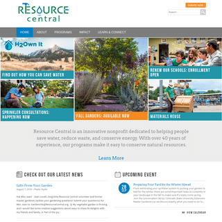 Home - Resource Central