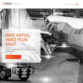 ArchiveBay.com - astus.com - Astus - L'outil de gestion de flotte qui vous donne le plein contrôle