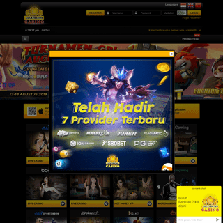 Luckybet89 Casino Online-Sports Betting-Keno-Slot Games