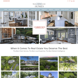 Home - Ridgefield CT Real Estate Guide