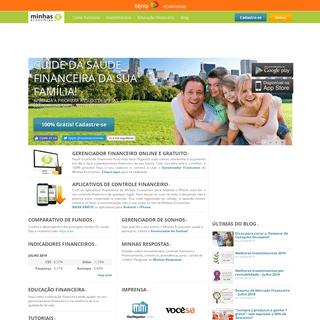 ArchiveBay.com - minhaseconomias.com.br - MinhasEconomias - Gerenciador Financeiro. Dicas de Controle Financeiro